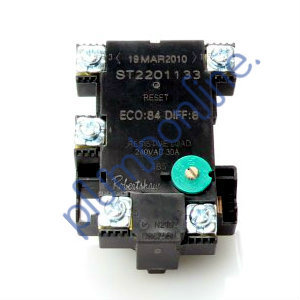 Dux proflo thermostat