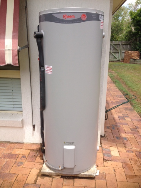 rheem electric hot water system prices. this is a rheem 315 litre electric hot water system installed at carseldine on brisbane\u0027s northside recently, we service repair \u0026 replace all brands types prices c